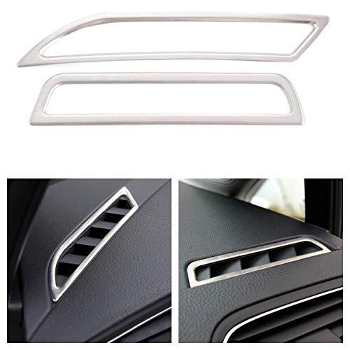 Emblème Trading Buses D'Air d'aération Cadre Façade Console centrale Tableau de Bord Revêtement ABS chromé voiture Accessoires