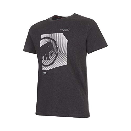 Mammut Herren T-shirt Sloper, grau, S