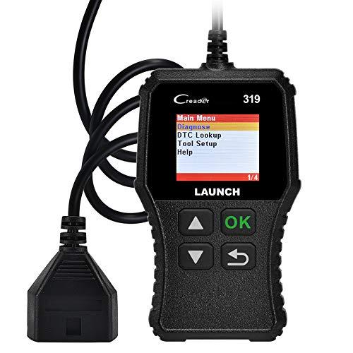 LAUNCH CR319 Scanner Auto Diagnostic OBD2 / EOBD/Can pour Lire et Effacer Les Codes d'Erreur...