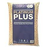 Platinum Plus Wood Pellets 6mm EnplusA1 Biomass Pellets 10x 15Kg (150KG)