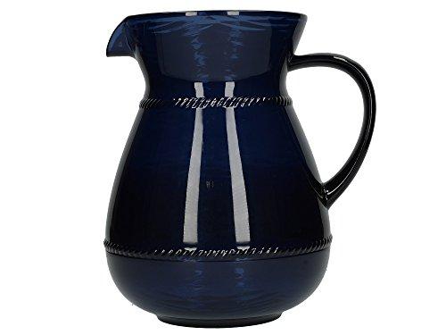 Creative Tops Drift Extra Fort Plastique Carafe à Eau, 2.8 litres (5 pintes), Acrylique, Bleu, 15 x 15 x 20 cm