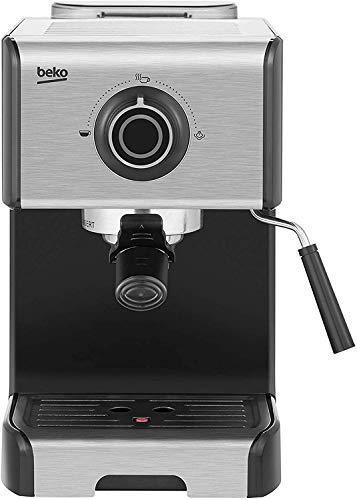 Beko CEP5152B Espresso Pump Coffee Machine, 15 bar, 1200ml tank, Black