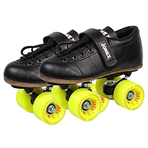 JJ Jonex Gold Shoe Skates (Kids & Adults)