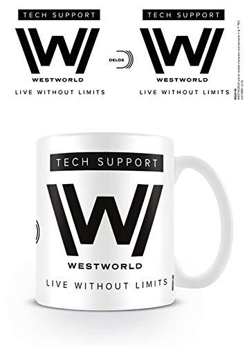 Westworld MG25149 Becher, Mehrfarbig