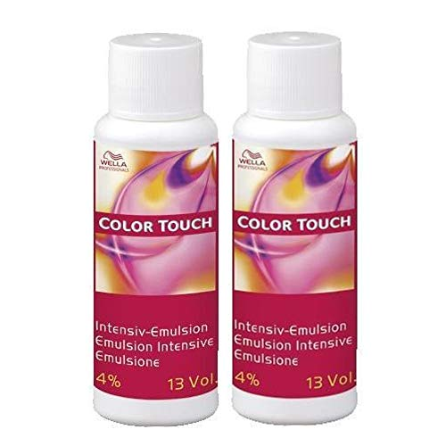 2er Set: Wella Color Touch Emulsion 60ml 4%