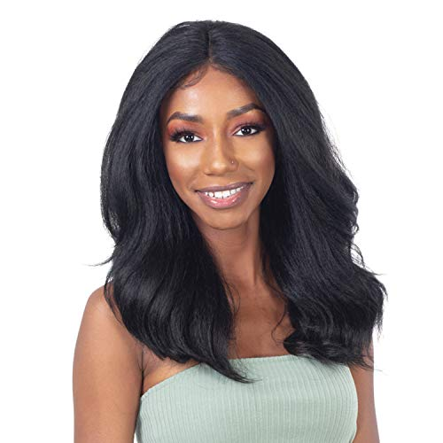 FreeTress Equal HD Lace Front Wig Natural Me May (FFWARMBRN)