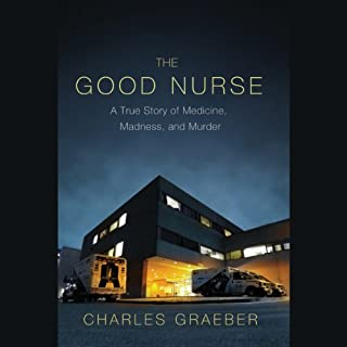 The Good Nurse audiobook cover art