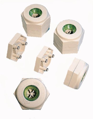 Langham Füße zur Erhöhung von Möbeln (Durchmesser 5cm) 4 Stück