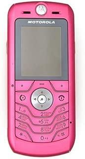 Motorola L6 Pink Unlocked Gsm Phone