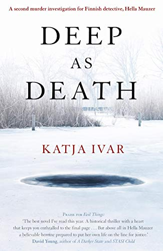 Deep as Death (Hella Mauzer Book 2)