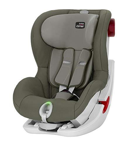 britax-romer 2000025681King II LS Kindersitz Auto, Olive Green