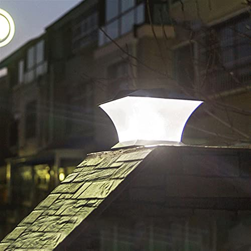 Kunyun Farol solar LED para farol de jardín (color: 1)