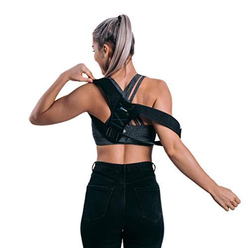 Posture Corrector For Men And Women, Adjustable Upper Back Brace, Back Straightener...