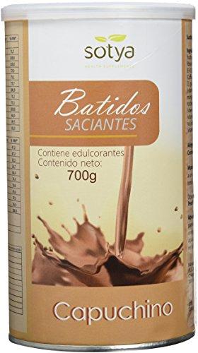 Sotya Saciantes, Batidos con sabor de Capuchino, 700 g