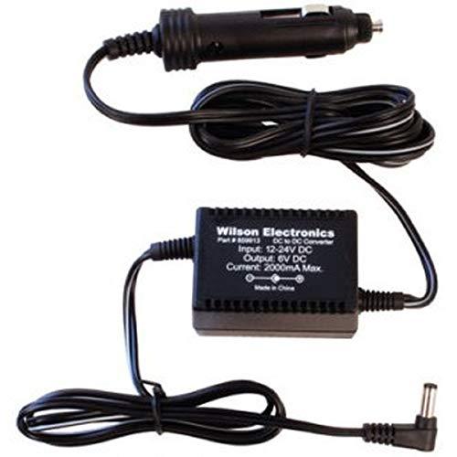 Wilson Electronics 6V DC Cigarette Lighter Power Supply