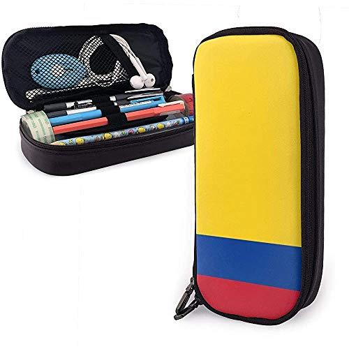 Originalidad Colombia Estuche para lápices Estuche para lápices Estuche para lápices Organizador de papelería Bolsa de maquillaje cosmético