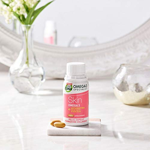 Enerzona Omega 3 Rx Skin - 42 capsule