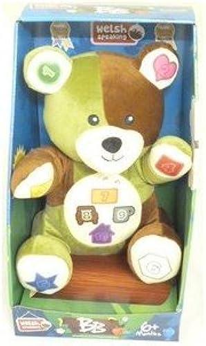 presentando toda la última moda de la calle Babog bebé - BB BB BB El oso de peluche - Hablando de Gales  calidad oficial