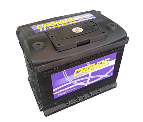 Batería de Coche 60 Ah 540 Amp 24 Meses de Garantía Tudor