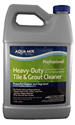 Aqua Mix Tile & Grout Cleaner-128 ounces Review