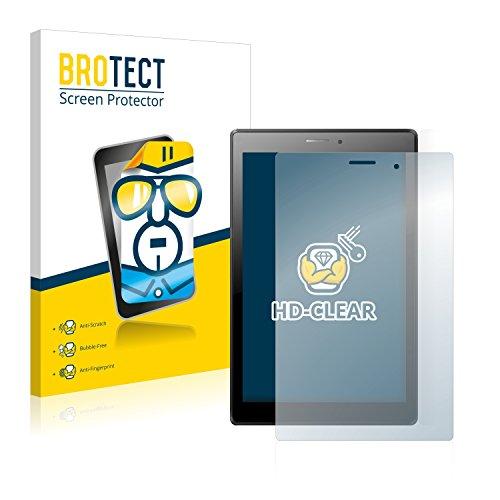 BROTECT Schutzfolie kompatibel mit Odys Pro Q8 (2 Stück) klare Bildschirmschutz-Folie