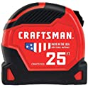 Craftsman PRO-11 25-Foot Tape Measure (CMHT37525)