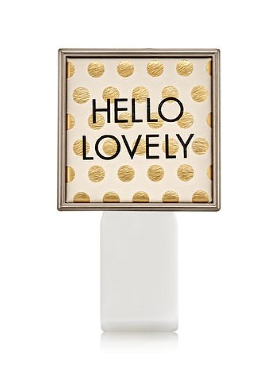 タービン寮漫画【Bath&Body Works/バス&ボディワークス】 ルームフレグランス プラグインスターター (本体のみ) ハローラブリー Wallflowers Fragrance Plug Hello Lovely [並行輸入品]