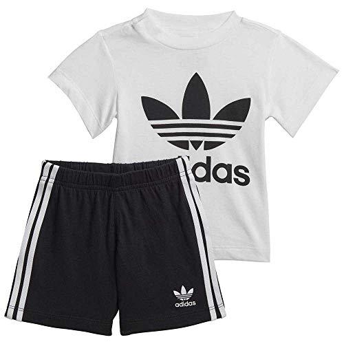 adidas Short Tee Set Pants Set Unisex bebé