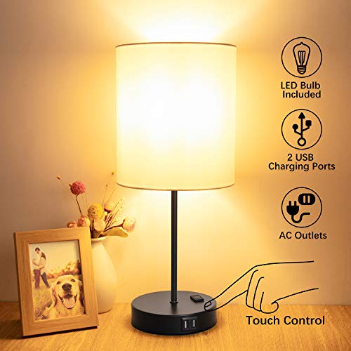 Table Lamp Touch...