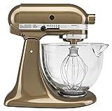 KitchenAid KSM155GBSR Stand Mixer, 5 quart, Toffee
