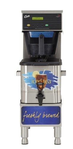 Wilbur Curtis G3 Tea Brewer 3.0 Gallon Low Profile Tea Brewer with Tco308 Tea Dispenser - Commercial Tea Brewer - TBP (Each)