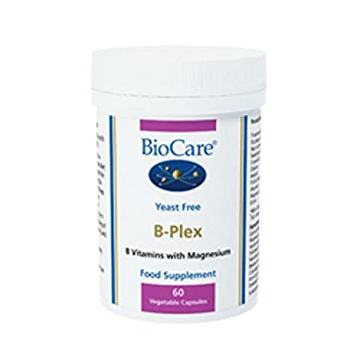 Biocare B Plex Vegetable - Pack of 60 Capsules from Biocare