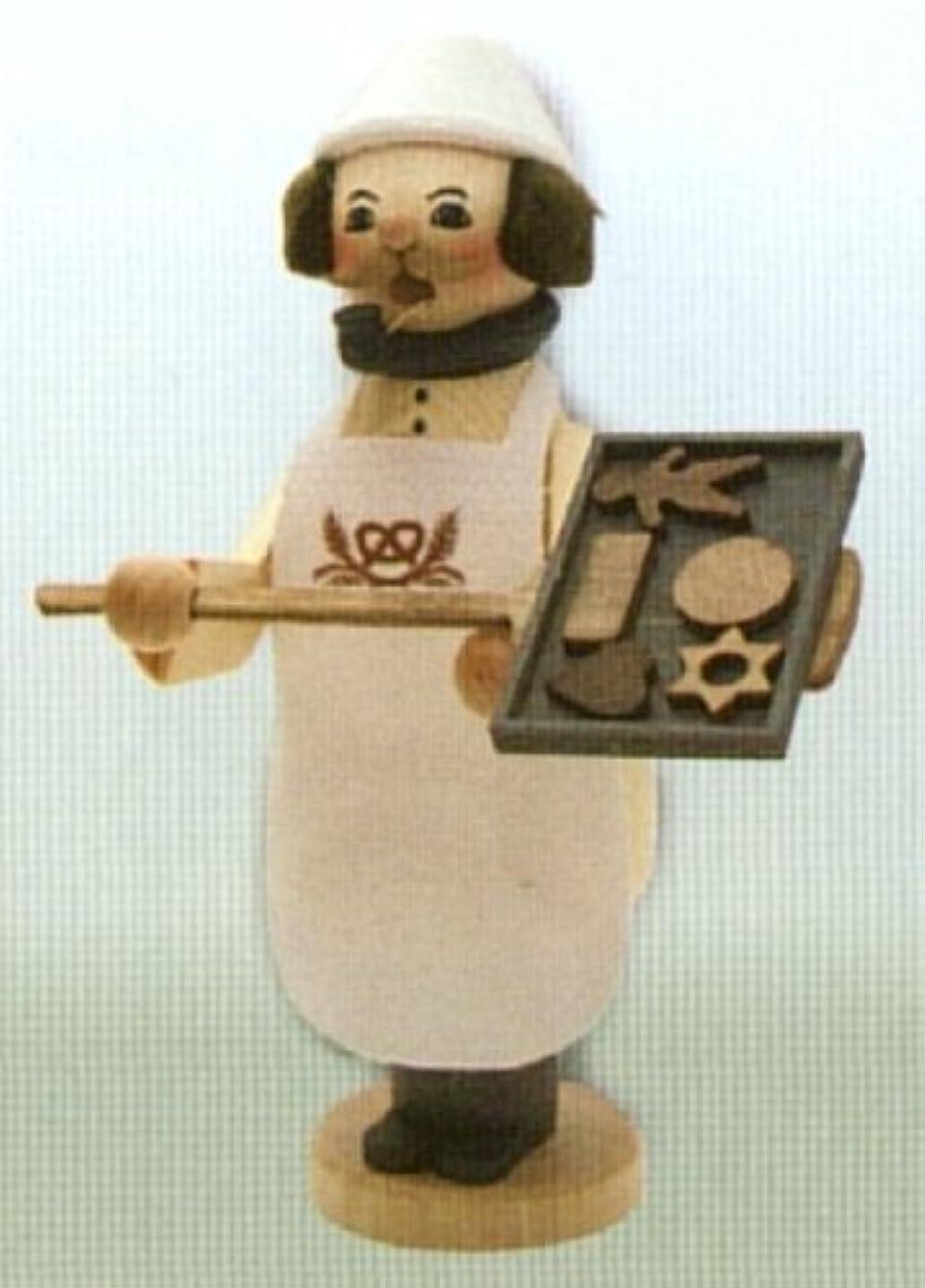 楽な注文ゴールデンクリスマスクッキーベイカーGerman Incense Smokerドイツ製新しいBurner