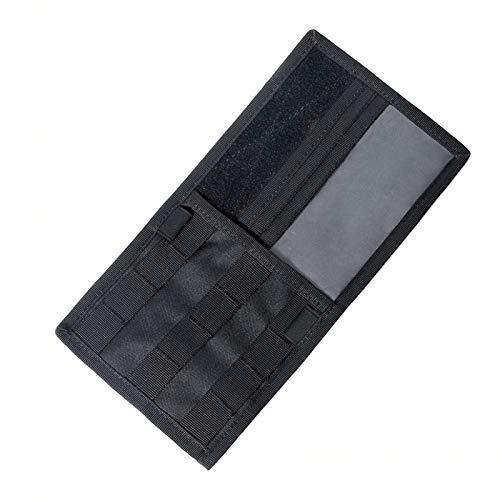 Herramienta portátil Multi Tool EDC Gadgets CQC Tactical Molle Vehículo Vehículo Panel de visera EDC herramienta bolsa de almacenamiento de cd camión coche sol visera organizador auto engranaje acceso