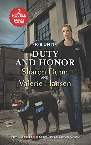 Duty and Honor: An Anthology (K-9 Unit)