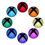 eXtremeRate 16 unids Pegatina de Botón de Casa Inicio Pulsador de Power Color Personalizado Sticker para la Consola de Xbox One Original