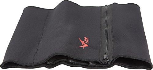Fitness taille riem elastisch instelbaar met ritssluiting verstelbare steunriem gewichthefgordel