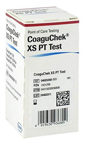 CoaguChek XS PT Test - 24St
