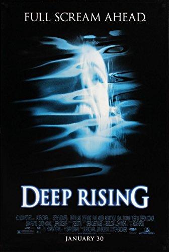 Poster Deep Rising Movie 70 X 45 cm