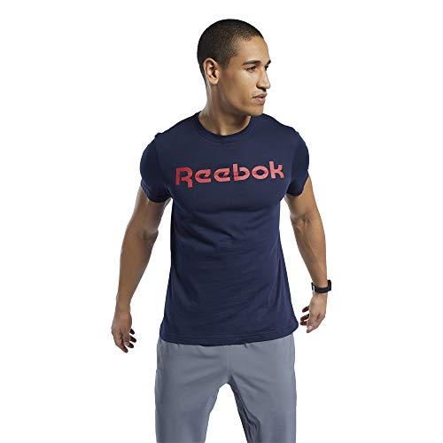 Reebok Camiseta Modelo GS Linear Read tee Marca