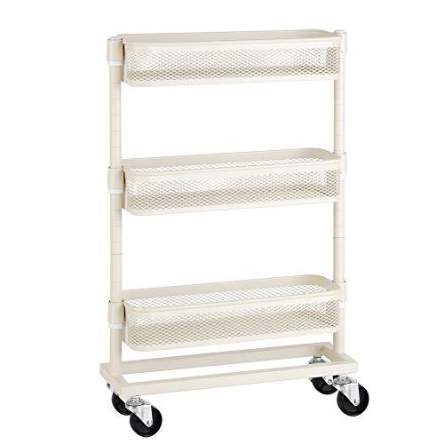 3-Tier Slim Cart