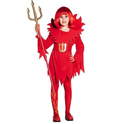 WIDMANN Widman - Disfraz de halloween vampiro infantil, talla 140 , color/modelo surtido