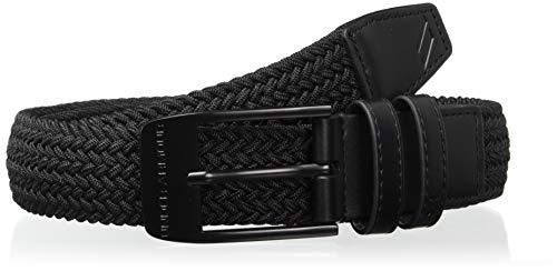Under Armour Men's Braided Belt 2.0, Black (001)/Black, 36