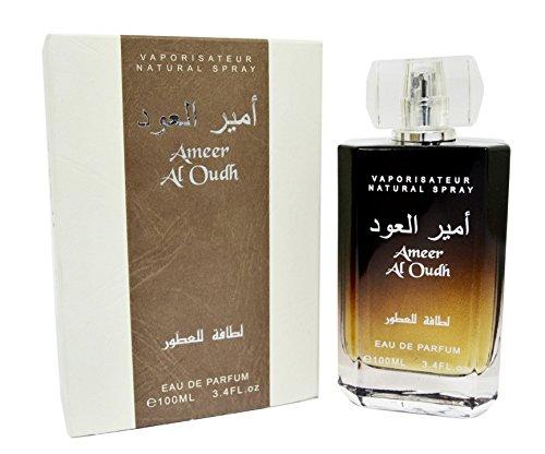 Lattafa Woody Ambery Sweet Perfume Spray Al Oudh 100 ml EDP