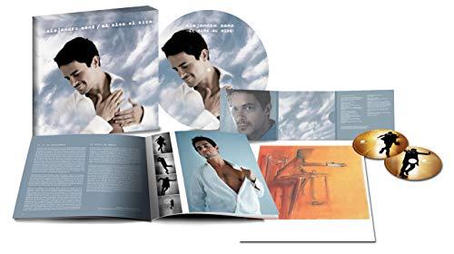 Alejandro Sanz - El Alma Al Aire: 20 Aniversario (Box: 2 Cd + Picture Vinyl + Libro Con Textos Y Fotos Inéditas + Lámina Dibujada Por Alejandro Sanz) [Vinilo]