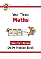 New KS2 Maths Daily Practice Book: Year 3 - Summer Term