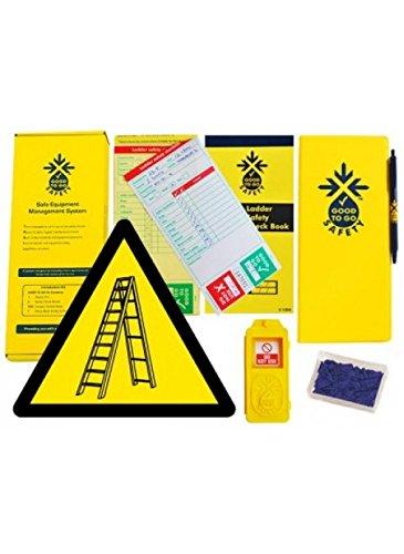 Goed om te gaan Veiligheid 51311 Ladders Wekelijkse Kit