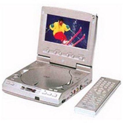 A.Power Portable DVD-speler PD- 258 TFT LCD