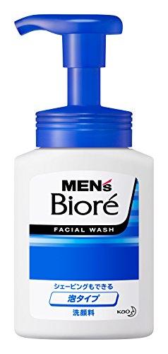 メンズビオレ 泡タイプ洗顔 150ml