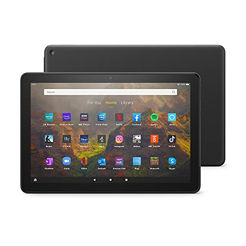 All-new Fire HD 10 tablet | 10.1', 1080p Full HD, 32 GB, Black - without...